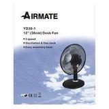 Airmate tafel ventilator YD30-1_