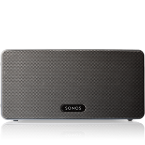 sonos play 3 zwarte speaker