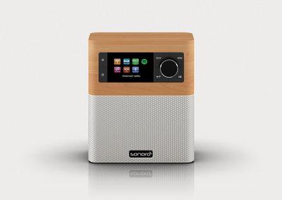 Sonoro stream audiosysteem esdoorn