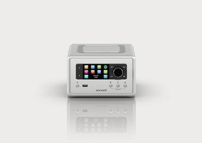Sonoro RELAX audiosysteem zilver