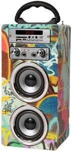 pure acoustic MCP/20 graffiti