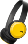 JVC HA-S30BT Bluetooth draadloze koptelefoon geel